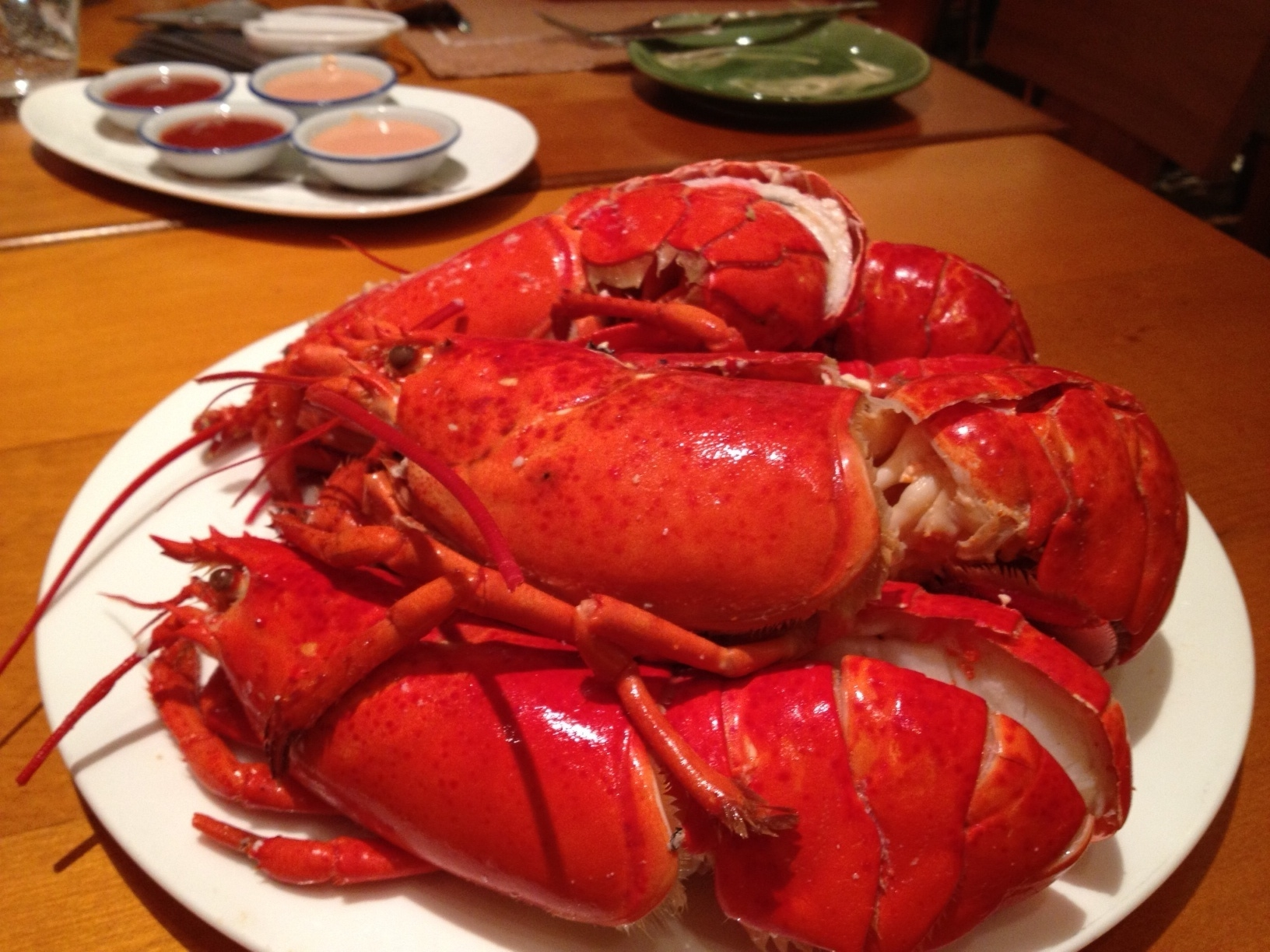 Lobster Vs Crab | Lobster House