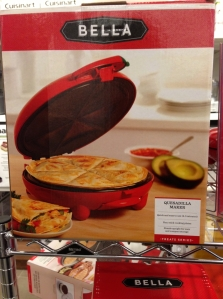 Fed Up Food quesadilla maker