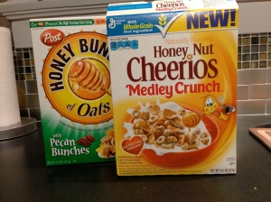 Did this new fusion cereal replace my beloved Honey Bunches of Oats? NO...all it did was make me more loyal to those beautiful 'bunches'