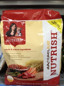 Rachel Ray needs to stick to people food, and let Lassie and Snoopy be the brand ambassadors to the canine community