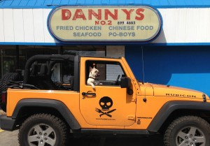 Fed Up Food Jeep